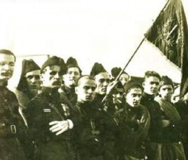 Rivarolo del Re  L'8 aprile 1921 i fascisti devastarono la Cooperativa 'rossa'