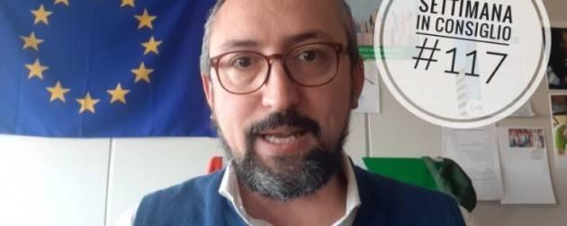 Matteo Piloni (PD)  Il piano vaccini: anticipata l'adesione per la fascia 70-74