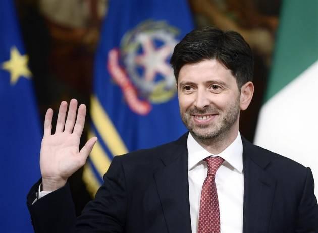 CNDDU Solidarietà al ministro Luigi Speranza
