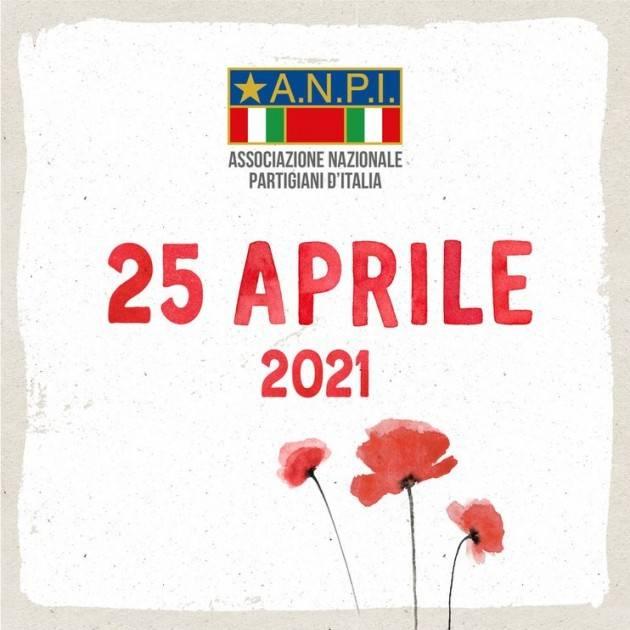 ANPI 'CELEBRIAMO DEGNAMENTE IL 25 APRILE'