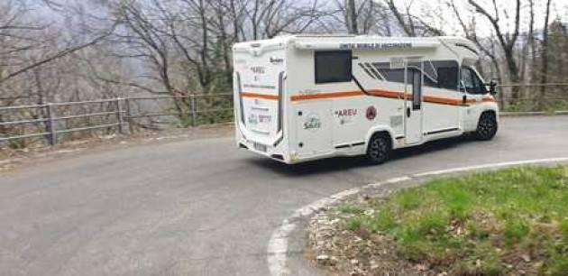 Da Anci Lombardia camper vaccinale per i Comuni più piccoli