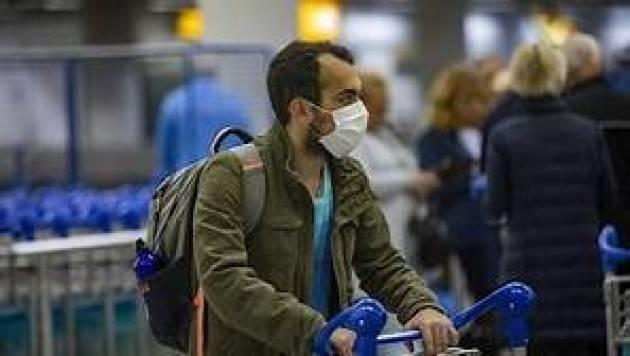 Italia, quarantena e doppio tampone per chi arriva fino al 30 aprile