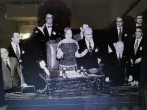 Mario Tacca NILDE IOTTI: Prima donna Presidente della Camera