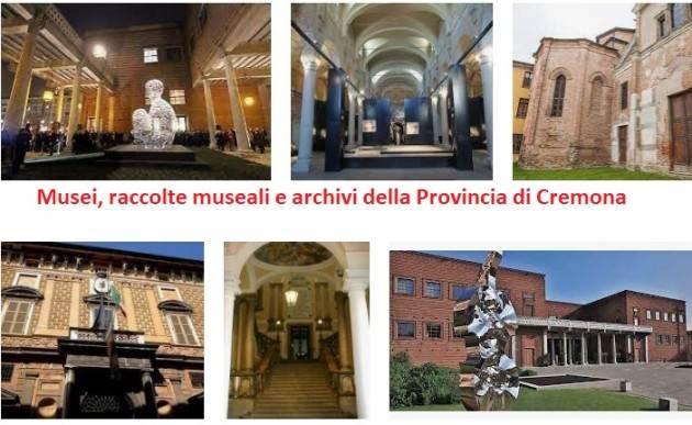 Musei, raccolte museali e archivi della Provincia di Cremona