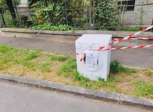 Cremona Abbandono rifiuti ingombranti: ancora gesti di inciviltà