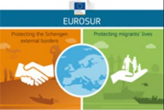 LA COMMISSIONE UE MODERNIZZA IL MECCANISMO DI COOPERAZIONE EUROSUR