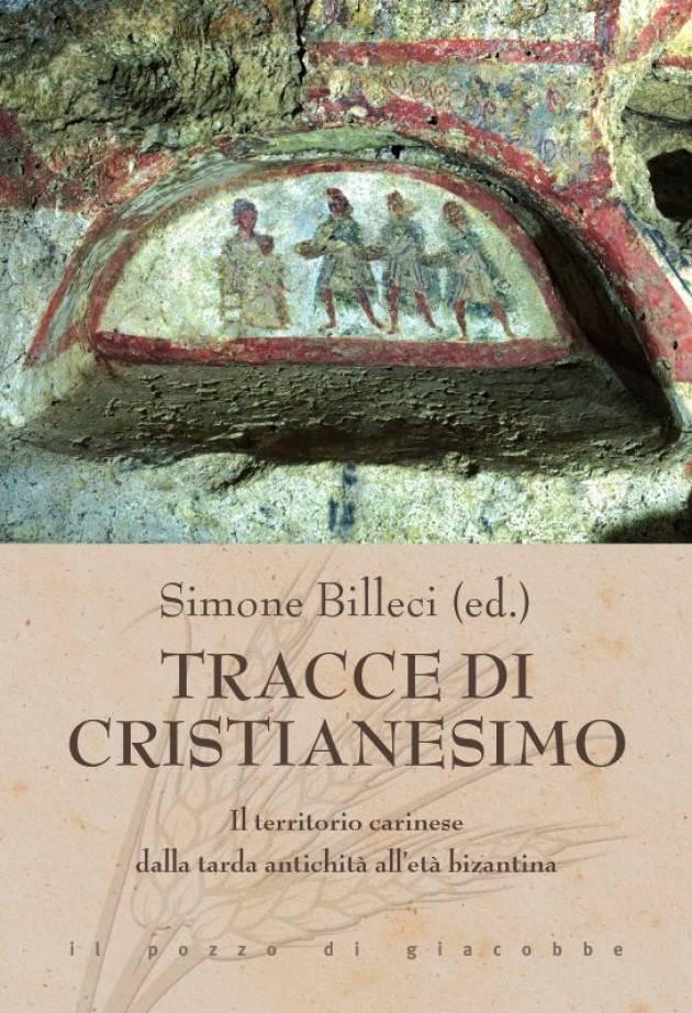 """Termini Imerese, 'BCsicilia presenta """"Tracce di Cristianesimo"""""""