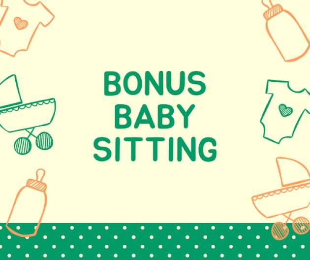 INPS Cremona E' attivo  il servizio online per il nuovo bonus baby-sitting