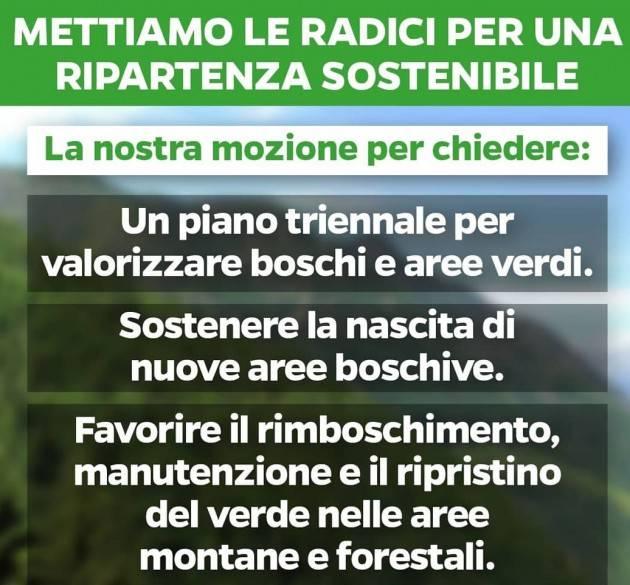 Matteo Piloni (PD) : Le proposte in regione per aumentare la biodiversità