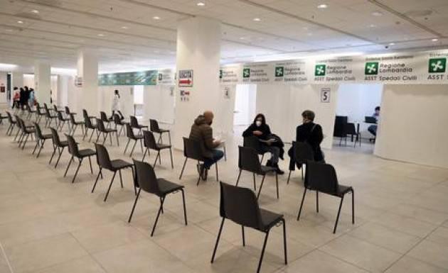 Inaugurato nuovo hub alla Fiera di Brescia