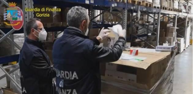 PARTITA LA CACCIA ALLE 250 MILIONI DI MASCHERINE NON FILTRANTI