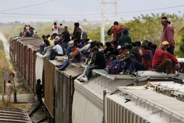 Cremona Pianeta Migranti. Reportage frontiera del Messico con gli Stati Uniti.