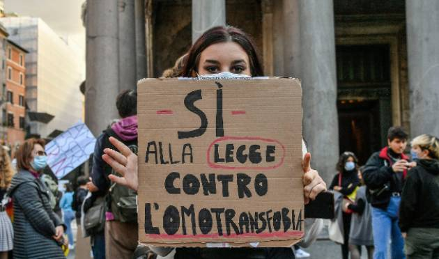 Crema DDL Zan Positive le dichiarazioni di  Bonaldi | Paolo Losco (SI)