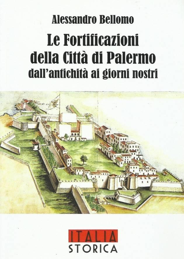 BCsicilia  presenta il volume di A.Bellomo: 'Le Fortificazioni  di Palermo'