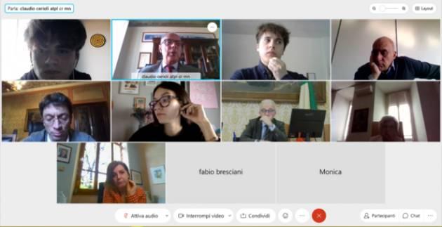 CPS di Cremona, incontro con il direttore del Trasporto Pubblico Locale