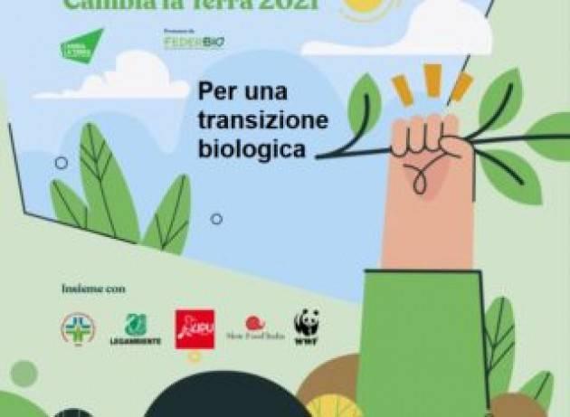 Senza agroecologia non c'è transizione ecologica.