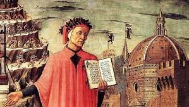 Un webinar sul rapporto del Poeta Dante con la politica