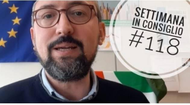 Matteo Piloni (PD) METTIAMO RADICI ALLA SOSTENIBILITA' (Video)