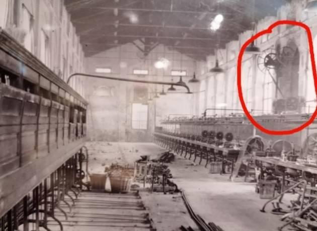 Amici della Rocca di Soncino  Presentano il museo della seta