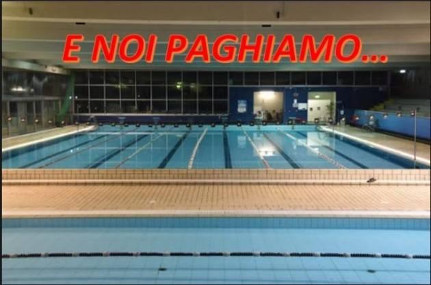 Manuel Draghetti ( M5S) CENTRO NATATORIO DI CREMA: SIAMO ALLA FARSA!