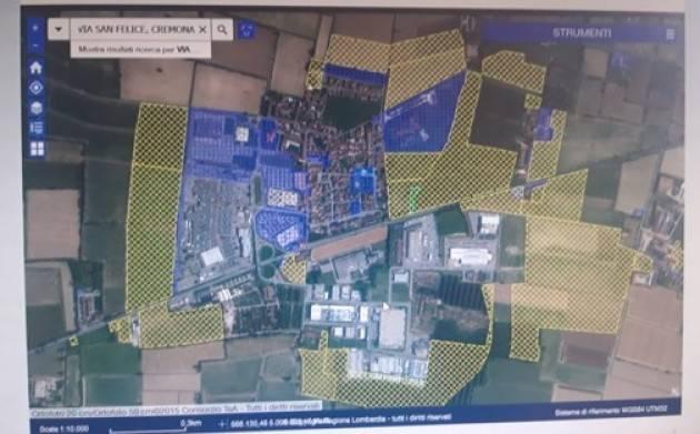 Dal Rondò di Cremona a Gadesco :un capannonificio di 5 Km |M.G.Bonfante