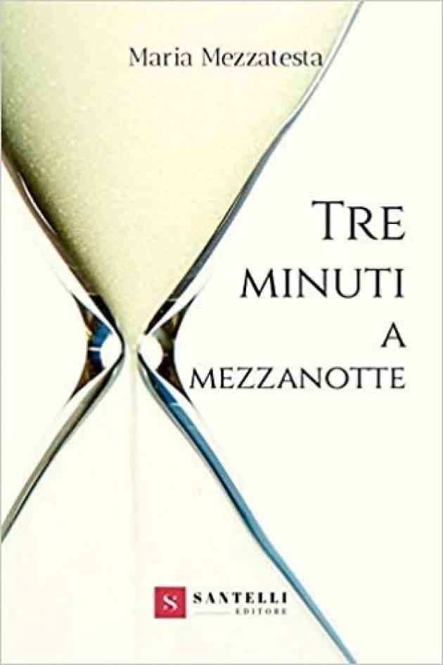 BCsicilia si presenta il volume di Maria Mezzatesta: 'Tre minuti a Mezzanotte'