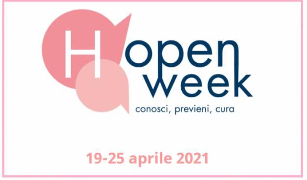 ASST Crema Open Week Salute Donna dal 19 al 25 aprile