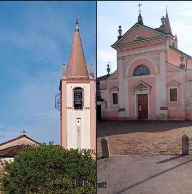 Casalmaggiore Ennio Prati  presenta la  Chiesa di San Leonardo