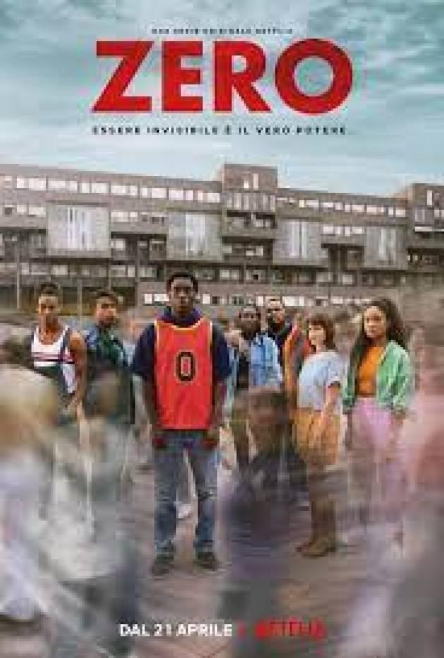 Arriva Zero, la prima serie tv sui giovani neri italiani