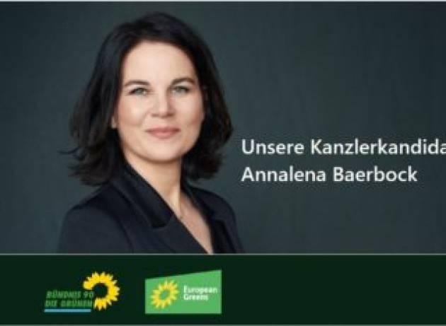 Sarà Annalena Baerbock la prima cancelliera Verde della Germania?