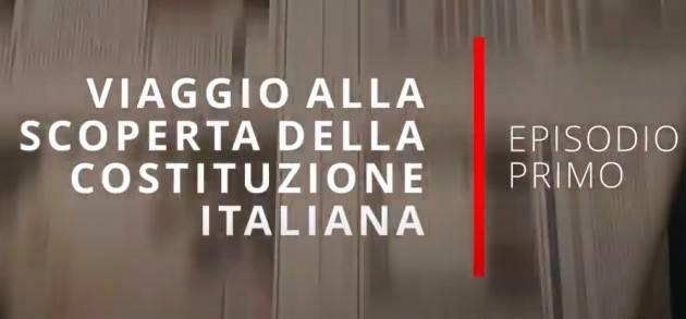 UST Cremona 'Viaggio alla scoperta della Costituzione Italiana' - Prima lezione
