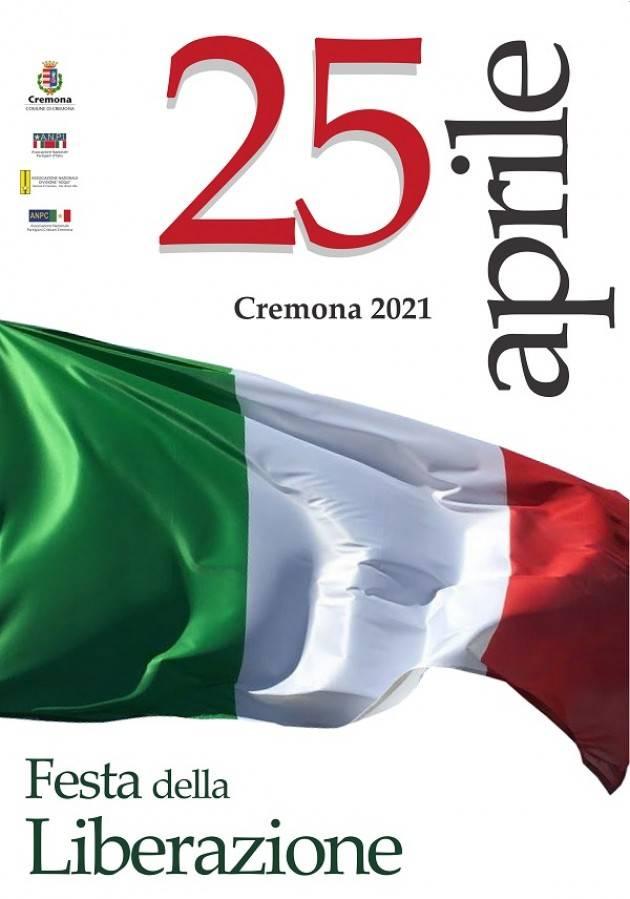 Cremona 76° anniversario della Liberazione: il programma delle celebrazioni 2021