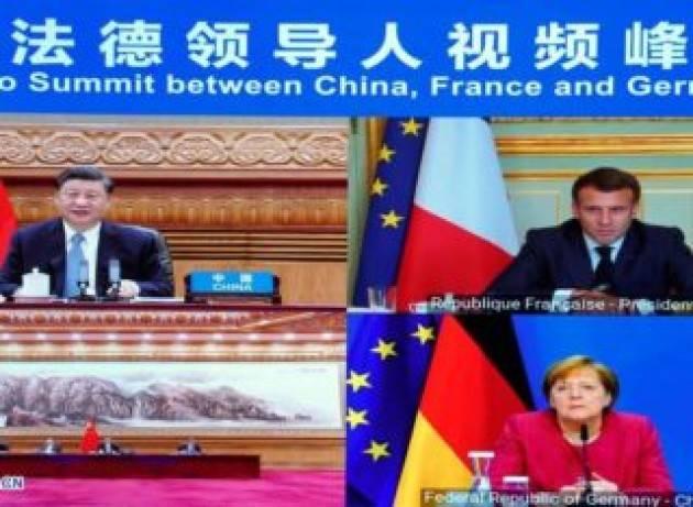 Dichiarazione congiunta Usa-Cina per affrontare la crisi climatica e della biodiversità