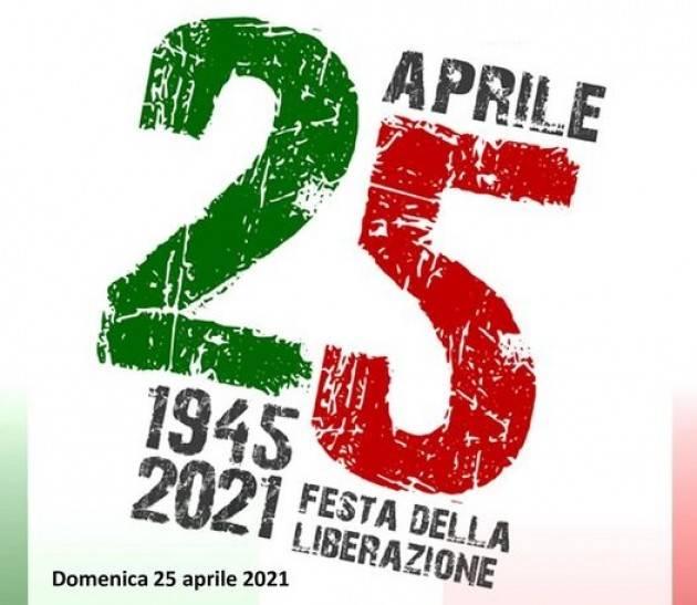 Il comune di Crema commemora il 25 aprile 2021 Festa della Liberazione