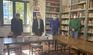 GERRE DE' CAPRIOLI: la biblioteca 'Eugenio Chiusa'  riprende vita grazie all'intervento delle associazioni
