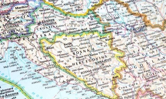 C'è un piano per la disgregazione della Bosnia-Erzegovina