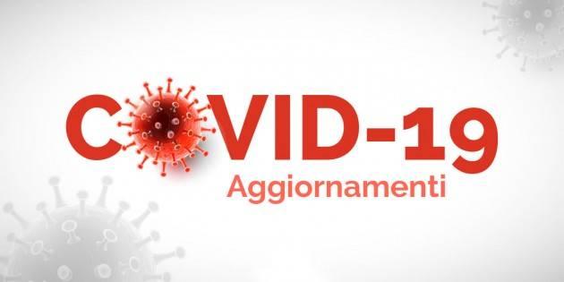 COVID19: DATI ITALIA, PROVINCIA CREMONA E CITTA' DI CREMA