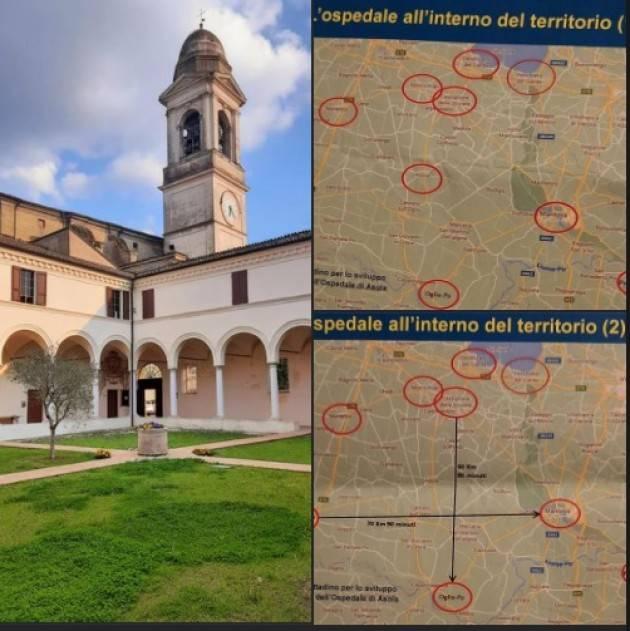 Sviluppo delle attività dell'Ospedale di Asola |Mario Bazzani