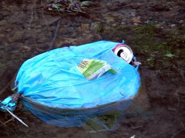 Spino D'Adda (Cr) Ennesima segnalazione per la rimozione rifiuti solidi urbani