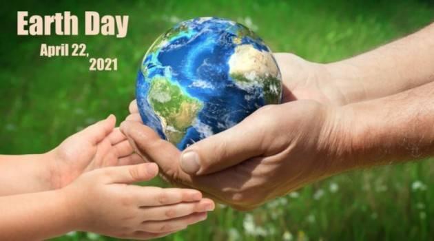 Cgil 22 aprile: Earth Day, Giornata della Terra