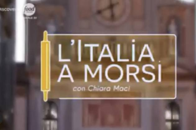 """""""ITALIA A MORSI"""" RACCONTA CREMA"""