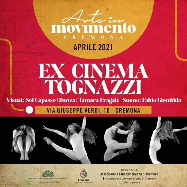 Cremona Cinema Tognazzi, la nuova performance di ALA