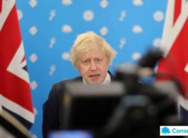 Il Regno Unito fissa l'obiettivo di riduzione di gas serra più ambizioso del mondo: meno 78% entro il 2035