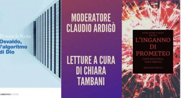 FIERA DEL LIBRO DI CREMONA: questa sera diretta ore 21.00 appuntamento in streaming