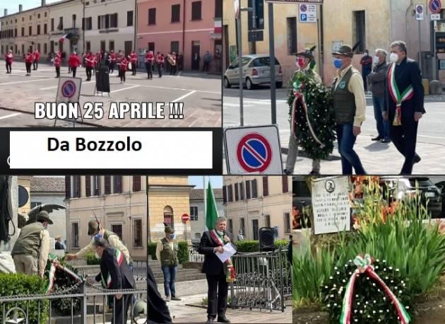 Bozzolo Giuseppe Torchio Il 25 aprile non è solo giorno di riconoscenza