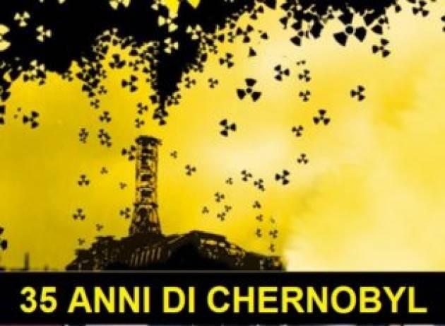 Chernobyl 35 anni dopo, la catastrofe continua