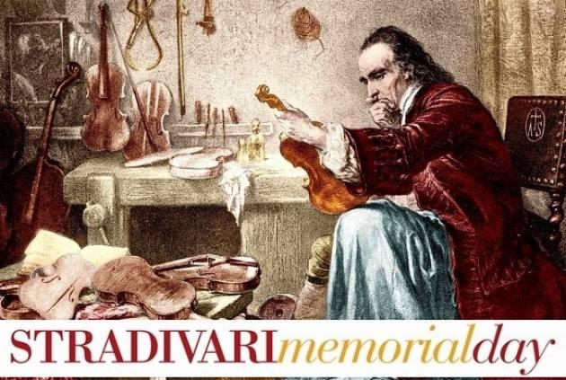 MDV Cremona Sabato 18 dicembre 2021  torna STRADIVARImemorialday,