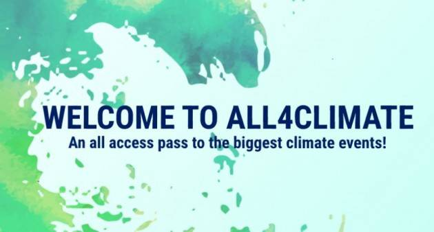 ALL4CLIMATE-ITALY2021