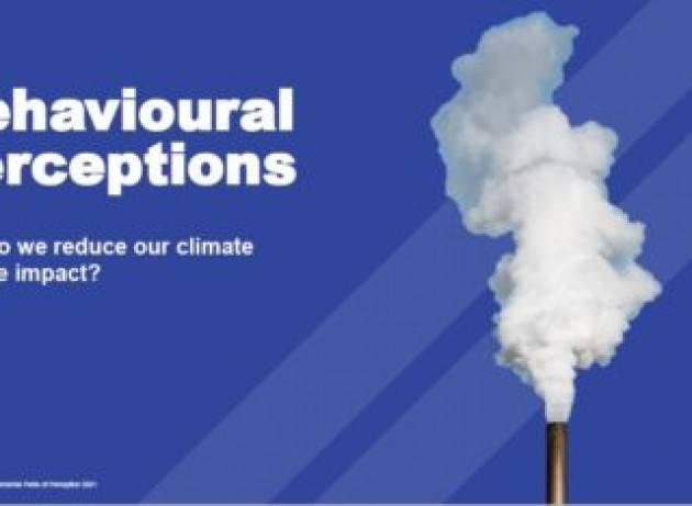 Il 69% degli italiani crede di sapere cosa fare contro la crisi climatica