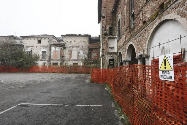 Vecchio Ospedale Casalmaggiore Non è tutto da demolire   Ernesto Biagi